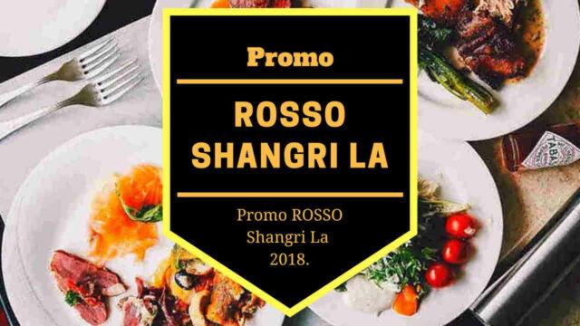 Promo Rosso Shangri La