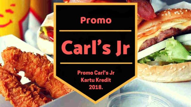 Promo Carl's Jr