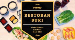 Promo Restoran Suki