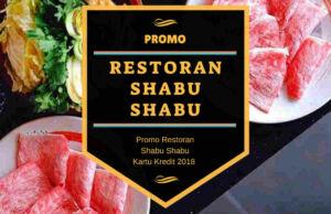 Promo Restoran Shabu Shabu