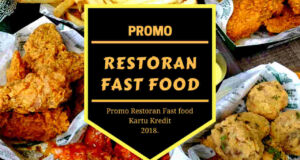 Promo Restoran Fast Food