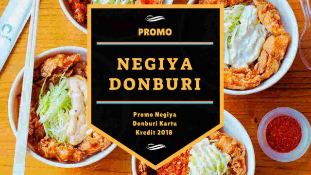 Promo Negiya Donburi