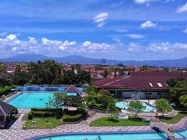 area Bandung Indah Waterpark