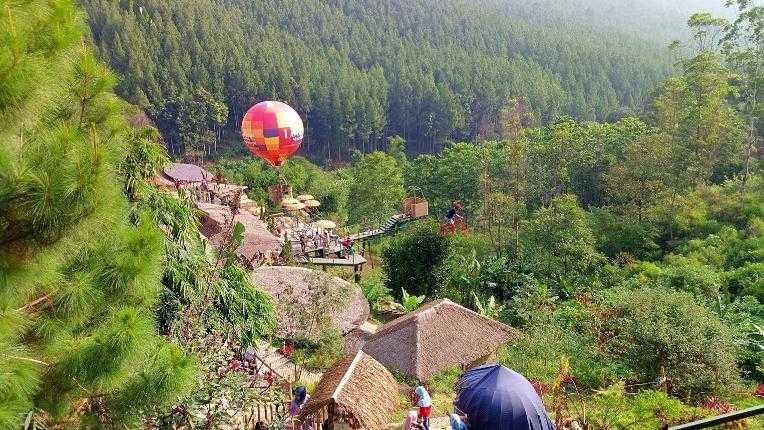 wisata the lodge maribaya