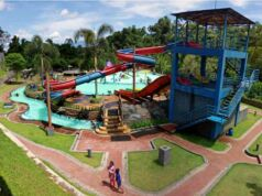cibalung happy land waterpark