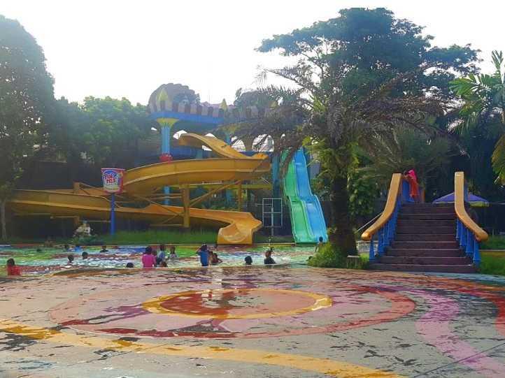 wahana citra garden waterpark