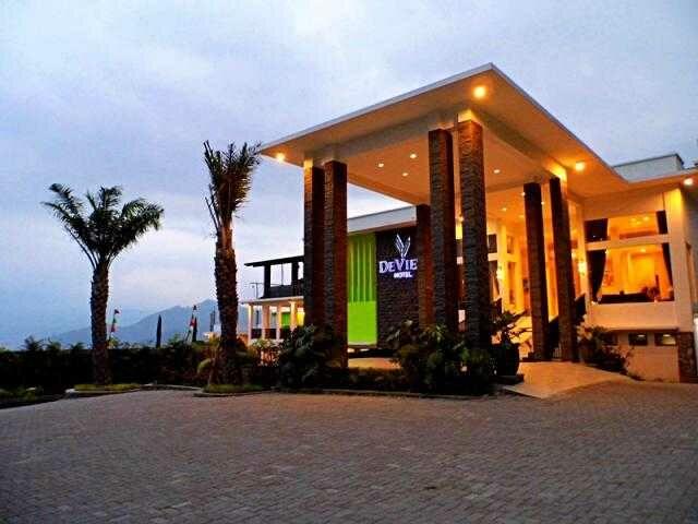 dekat Taman Selecta Malang