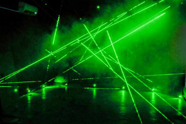 Laser Fun Tech Plaza