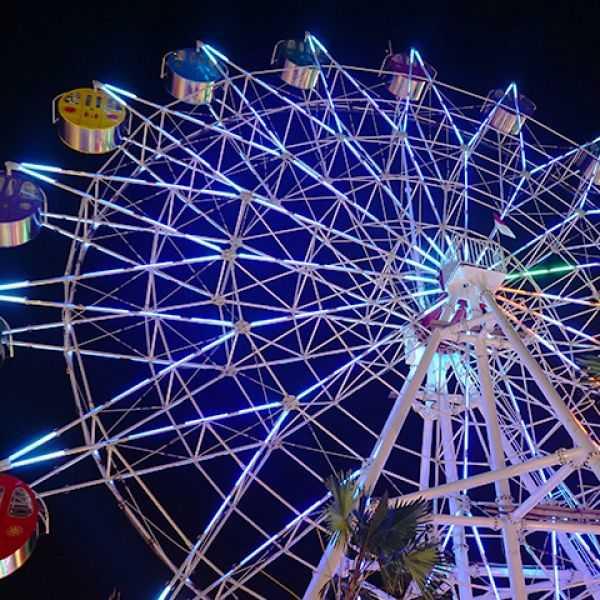 Ferris Wheel Go Fun Bojonegoro