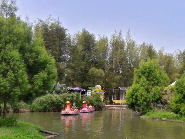 Wahana Perahu Bebek
