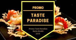 Promo Taste Paradise