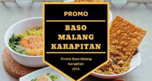 Promo Baso Malang Karapitan