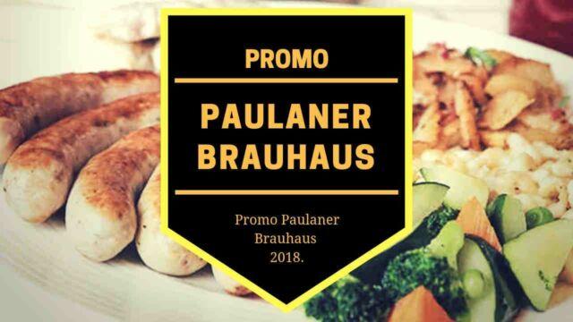 Promo Paulaner Brauhaus
