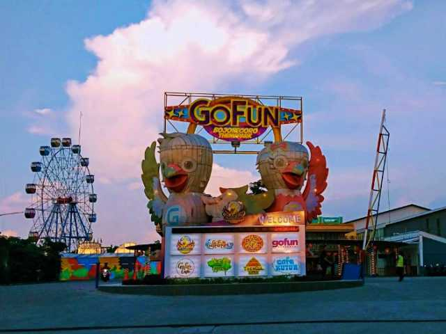 GoFun Entertainment Compelx Bojonegoro