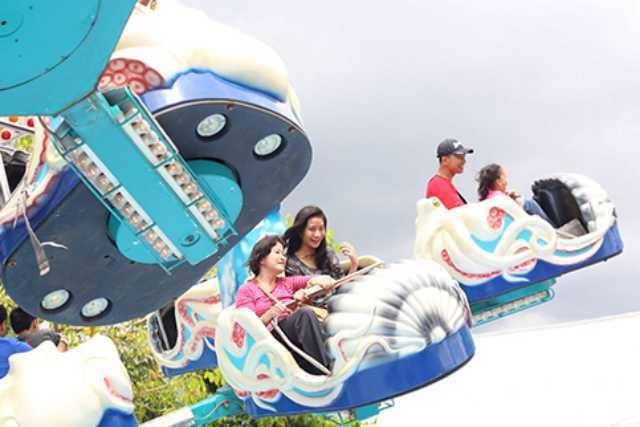 Wahana Jatim Park 2 Fantasy Land