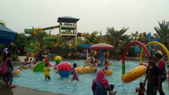 kolam anak megati waterpark