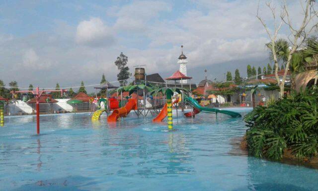 wahana kolam anak
