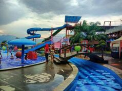 Batu Wonderland Waterpark & Resort Hotel.