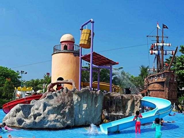 Columbus Waterpark Bekasi