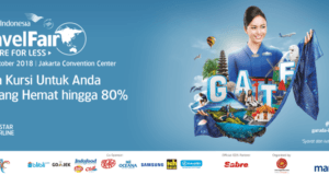 Garuda Travel Fair GATF