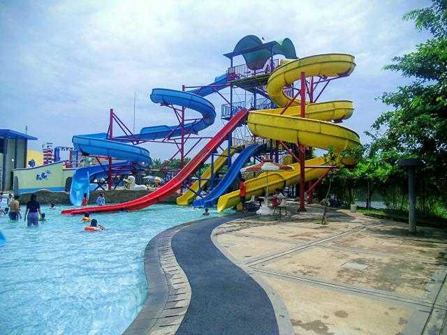 Grand Splash Waterpark Bekasi