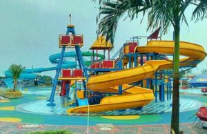 Green lake view waterpark depok