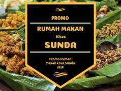 Promo Rumah Makan Sunda