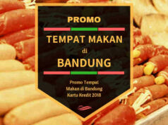Promo Tempat Makan di Bandung
