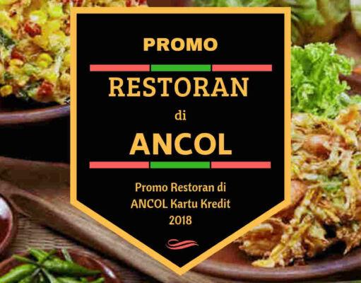 Promo Restoran di ANCOL