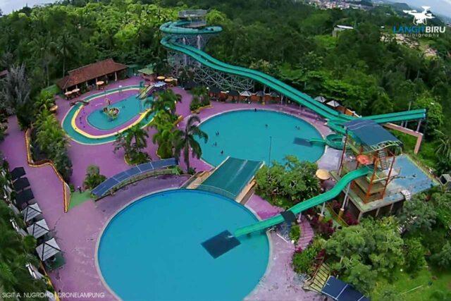 waterpark dan kolam renang