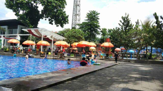 kolam renang siliwangi area dewasa dan anak