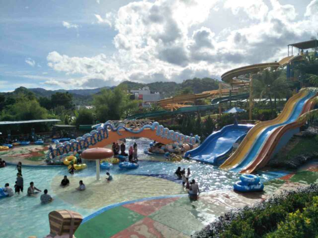 Water Park Citra Garden Tiket Wahana September 2019