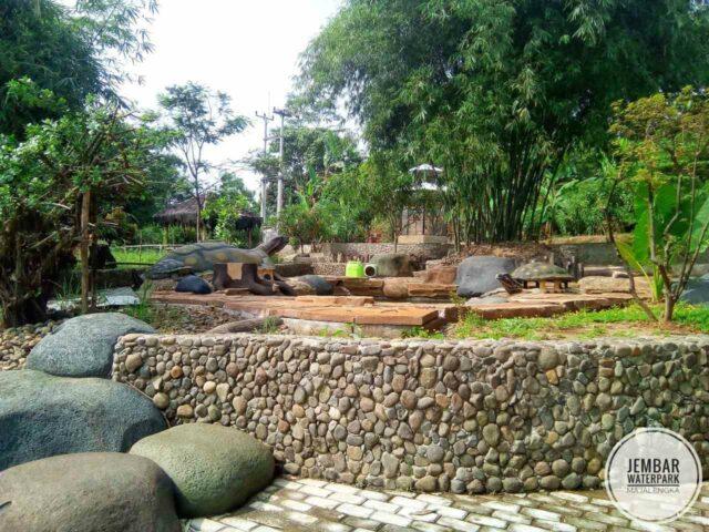 aktivitas non air di jembar water park