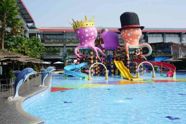wahana batu wonderland waterpark