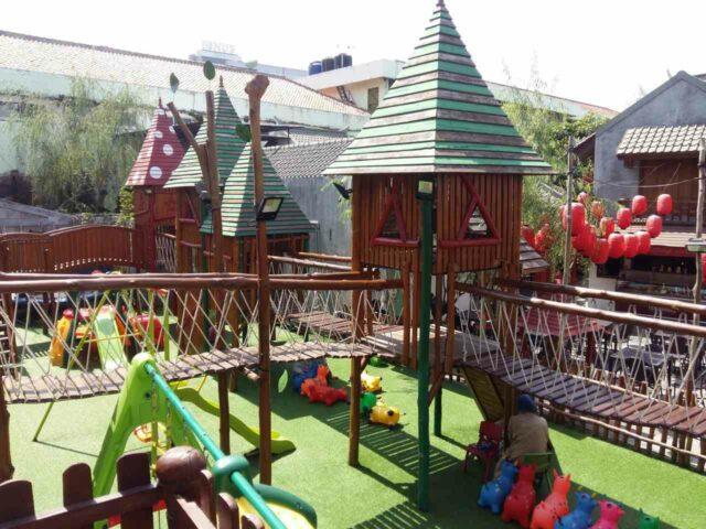 area bermain khusus anak chinatown bandung