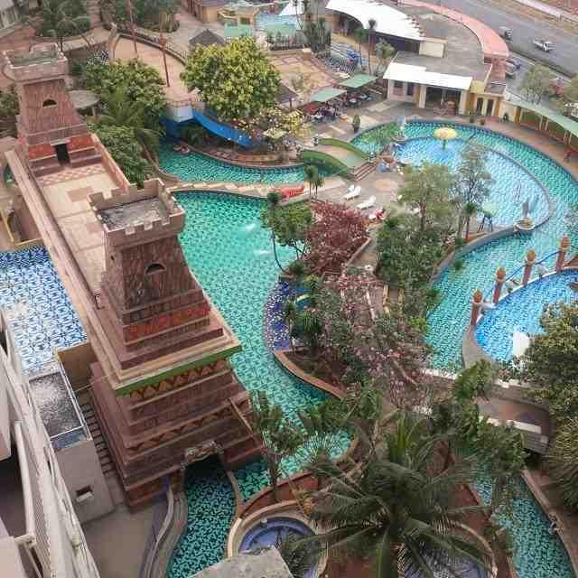 area kolam marcopolo waterpark