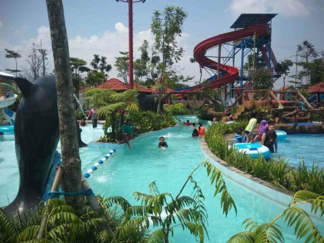 wahana kolam arus rancaekek waterpark