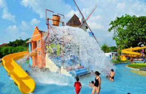 Amsterdam Water Park Tangerang