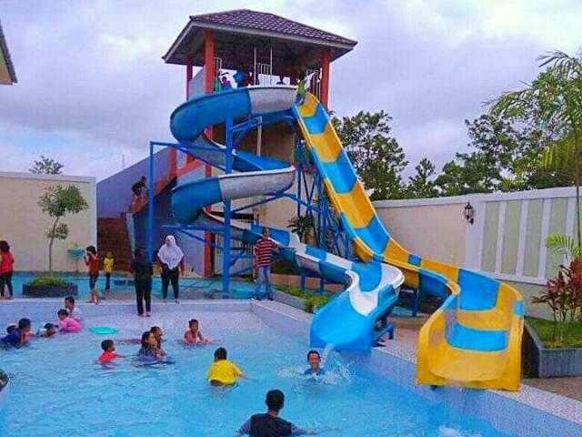 Aquatica Waterpark Banjar Baru