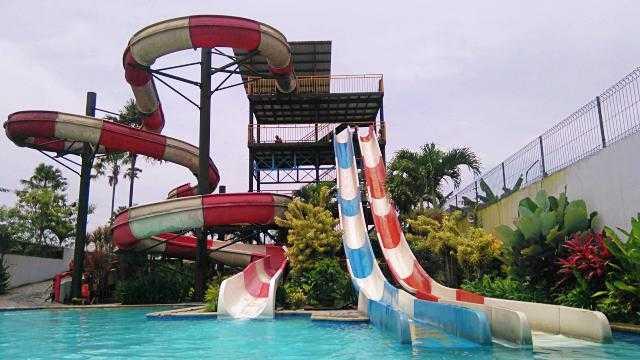 Balong Waterpark Tiket Wahana November 2020 Travelspromo