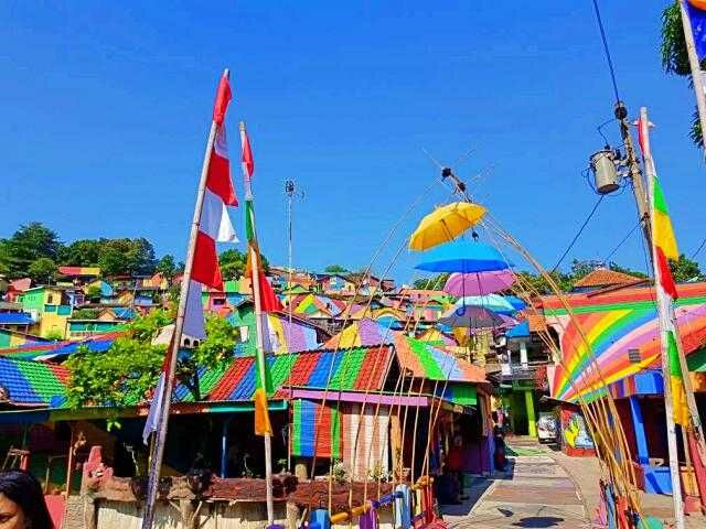 Kampung Pelangi Kalisari