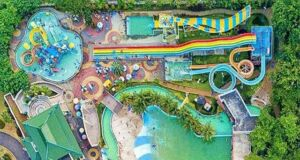 Palm Bay Water Park Taman Surya