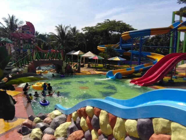 peluncuran citra indah waterpark