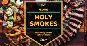 Promo Holy Smokes