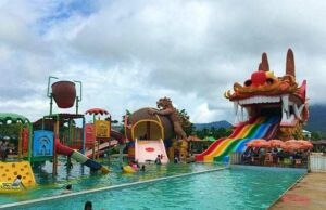 Taman Cinta Waterboom Singkawang