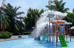 The Fountain Ungaran Waterpark