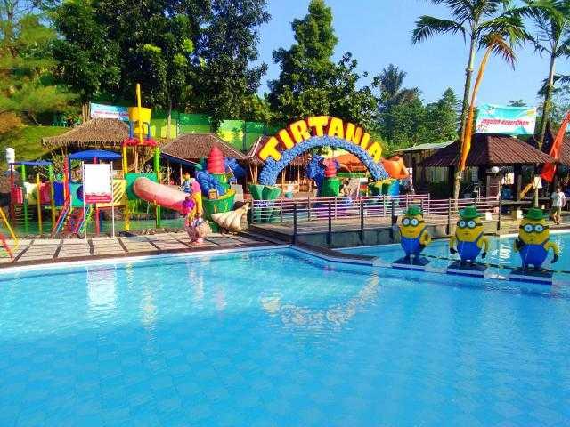 Tirtania Waterpark Bogor Tiket Aktivitas September 2019