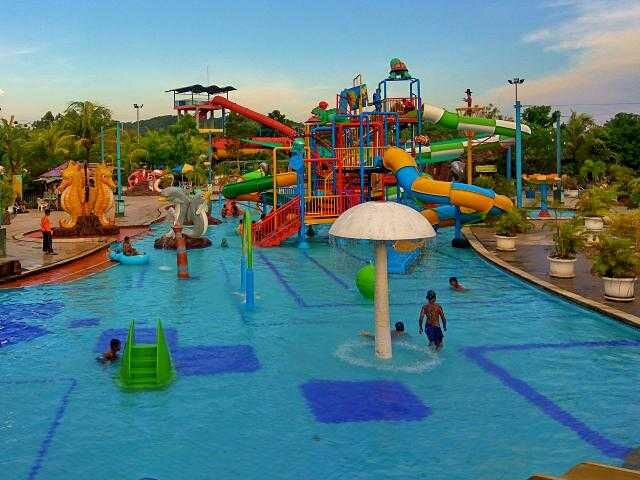 Top 100 Waterpark Batam