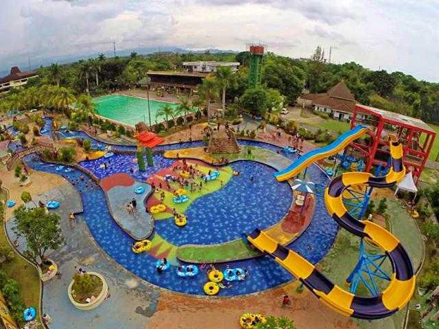 Water World Krakatau