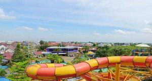 Waterboom Pesona Modern Banjarmasin